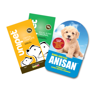 Petcare Labels